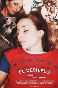 """Fiesta de tranqui """"El Deshielo"""""""